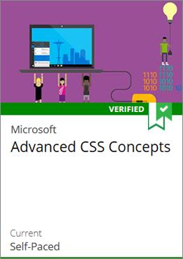 Advanced CSS Concepts