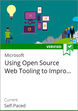 Using Open Source Web Tooling to Improve Development Proficiency